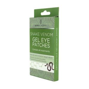 Skin Academy Gel Eye Patches – Snake Venom