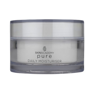Skin Academy Pure Daily Moisturiser – 50ml