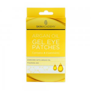 Skin Academy Gel Eye Patches – Argan Oil