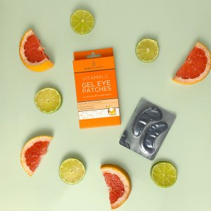 Skin Academy Gel Eye Patches – Vitamin C