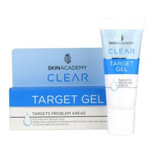 Skin Academy Clear Target Gel – 25ml