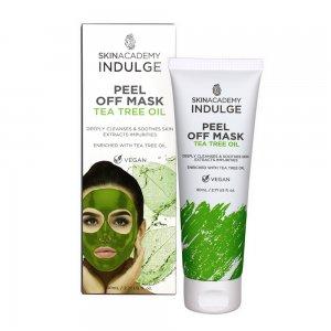 Skin Academy Indulge Tea Tree Peel Off Mask – 80ml