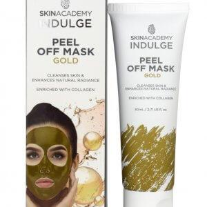 Skin Academy Indulge Gold Peel Off Mask – 80ml