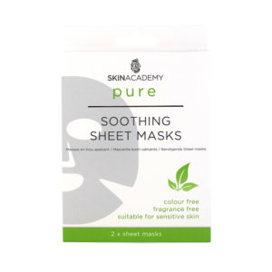 Skin Academy Pure Soothing Sheet Mask