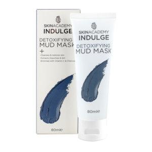 Skin Academy Indulge Detoxifying Mud Mask – 80ml