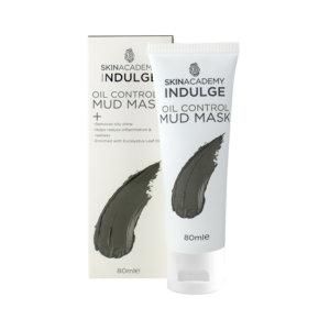 Skin Academy Indulge Oil Control Mud Mask – 80ml