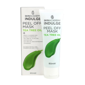 Skin Academy Indulge Tea Tree Peel Off Mask – 80ml