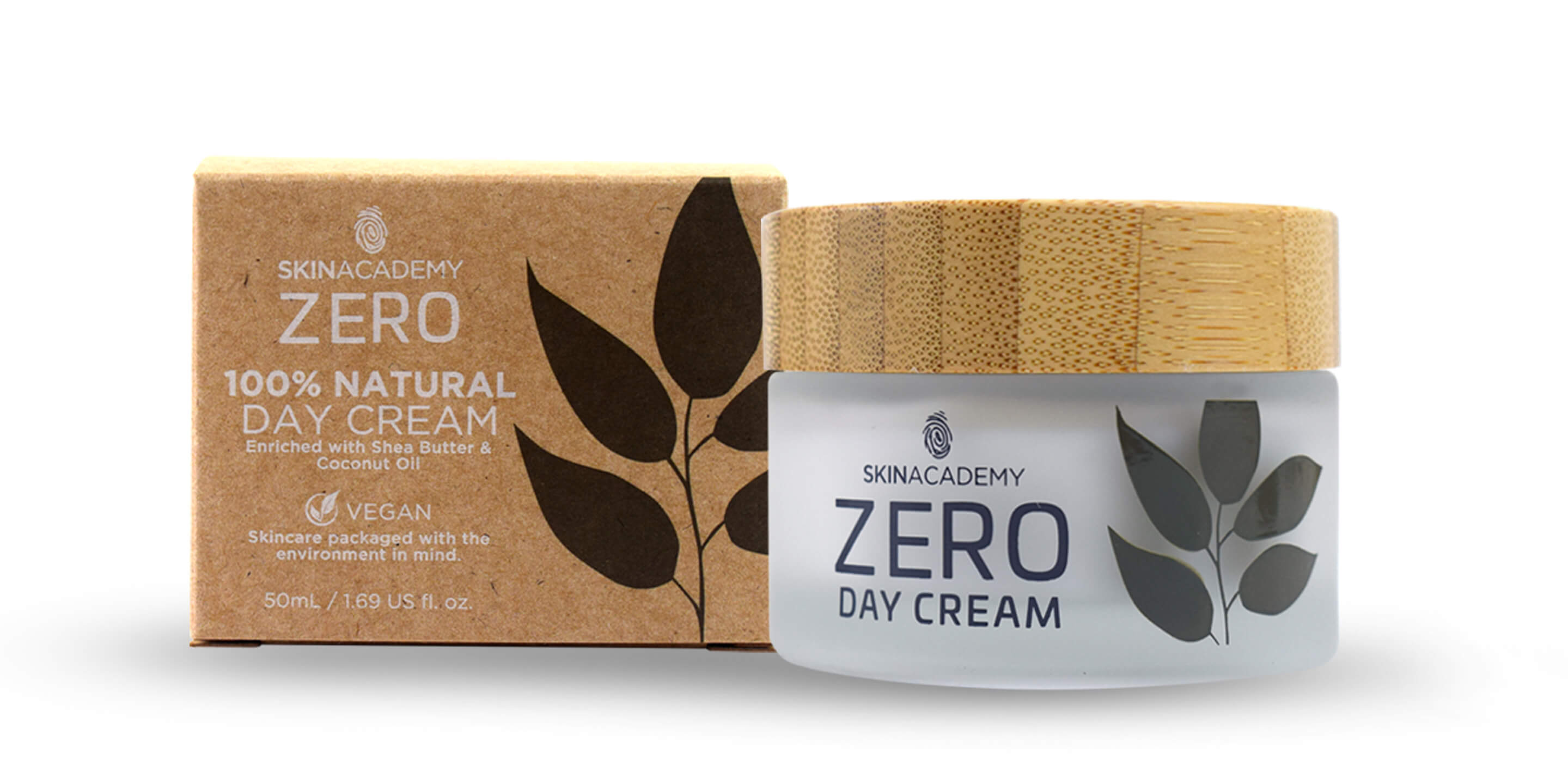 Used in product image to show what the day cream looks like