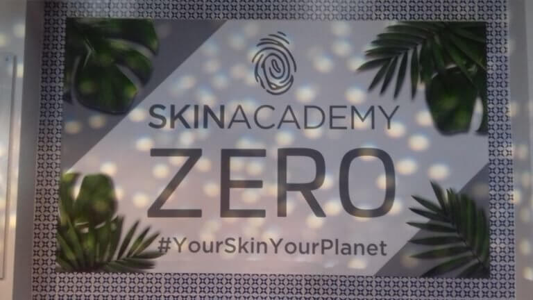 Embrace UK's Most Eco-Friendly Skincare Range Skin Academy Zero