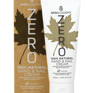 Skin Academy Zero Hand & Nail Cream – 50ml