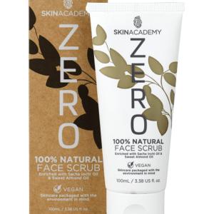 Skin Academy Zero Face Scrub – 100ml