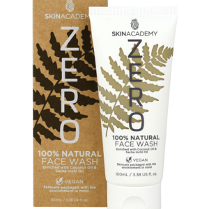 Skin Academy Zero Face Wash – 100ml